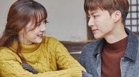 Ahn Jae Hyun dan Goo Hye Sun (Soompi)