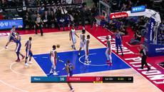 Berita video game recap NBA 2017-2018 antara Philadelphia 76ers melawan Detroit Pistons dengan skor 115-108.