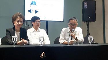 Senior Director Ciputra Group, Tanan Herwandi Antonius menceritakan pengalaman tak terlupakannya selama bekerja di bawah tangan Almarhum Ir Ciputra.
