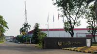 Pabrik LG di Cibitung-Bekasi.