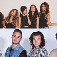 One Direction & Fifth Harmony
