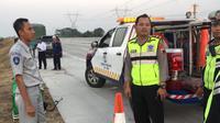 Jasa Raharja berkoordinasi dengan Pihak Kepolisian terkait kecelakaan maut truk dan mobil ambulance