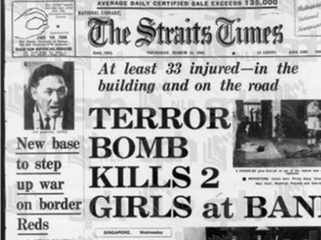 Harun Said dan Usman Hj Mohd Ali, Dianggap Teroris oleh Singapura, Pahlawan Bangsa untuk Indonesia