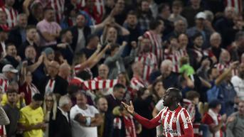 Hasil Liga Inggris: Yoane Wissa Gagalkan Kemenangan Liverpool Atas Brentford