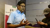 Aryo Meidianto, PR Manager Oppo Indonesia. Liputan6.com/ Yuslianson