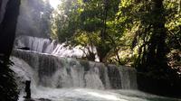Air terjun Piala, Kota Luwuk, Gorontalo. (Foto: Liputan6.com/Arfandi Ibrahim)