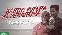 Liga 1 2019: Barito Putera vs Persipura Jayapura. (Bola.com/Dody Iryawan)