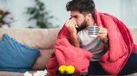 Ilustrasi flu (Sumber: Istockphoto)
