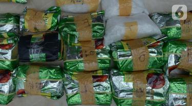 5 Pengedar Narkoba di Kampung Ambon Ditangkap