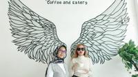 Kafe ala Eropa Terfavorit di Bau Bau, Sulawesi Tenggara. foto; istimewa