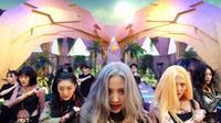 Craxy, girlband K-Pop asuhan Glenn Alinskie di bawah bendera SA Itainment. (SA Itainment)