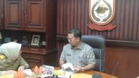 Penjabat Wali Kota Makassar, M Iqbal Samad Suhaeb (Fauzan)