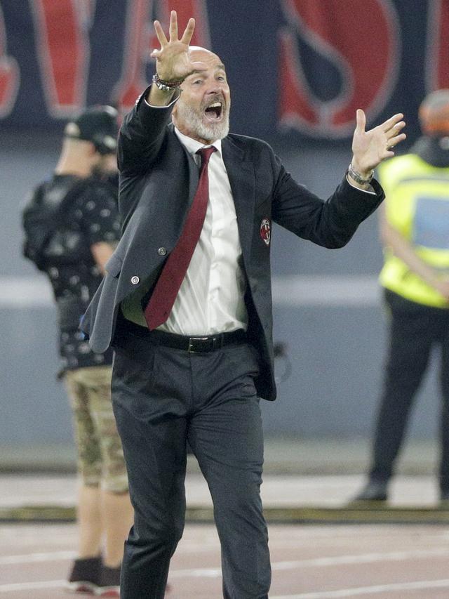 AS Roma Bungkam AC Milan 2-1 di Olimpico