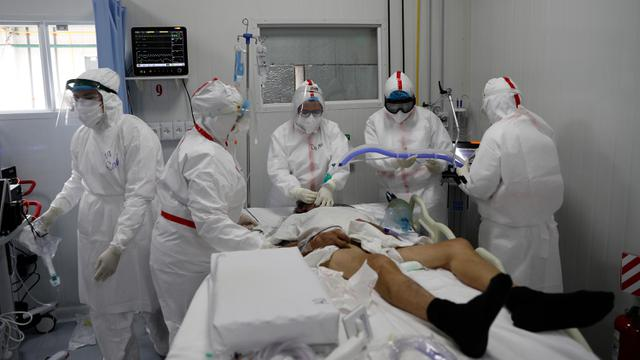 Berjibaku di Ruang ICU Rumah Sakit Paraguay saat Pandemi Corona