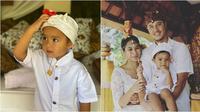 Potret gemas Tjok Ngurah Rayidaru anak kedua Happy Salma. (Sumber: Instagram/happysalma)