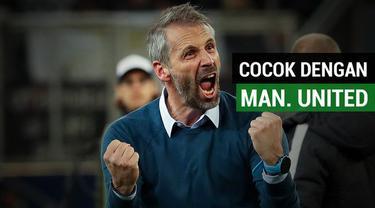 Berita video beragam alasan Manchester United bakal cocok dengan salah satu kandidat manajer pengganti Ole Gunnar Solskjaer, Marco Rose.