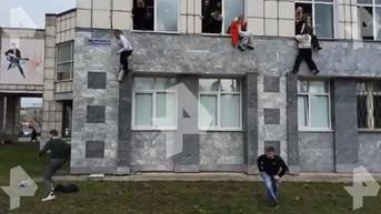 Penembakan di Universitas Negeri Perm Rusia, 8 Orang Dilaporkan Tewas