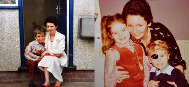 Sejak kecil, Lisa dikira sebagai anak laki-laki/copyright mirror.co.uk