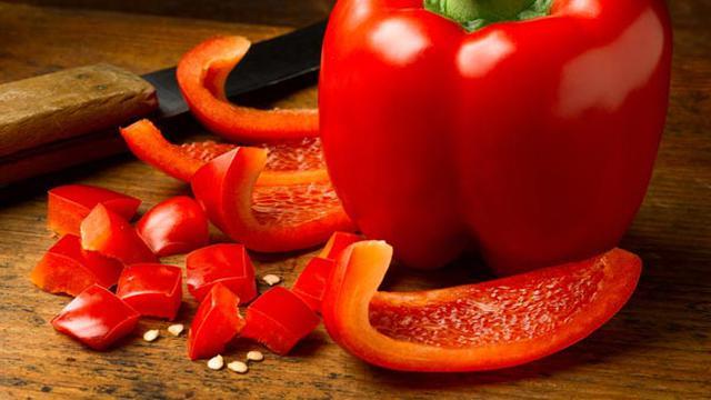 7 Manfaat Sehat Paprika Merah - Health Liputan6.com