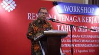 Kepala Pusat Perencanaan Ketenagakerjaan Kemnaker, Agus Triyanto.