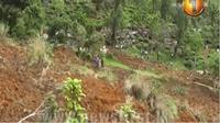 Menteri Penanggulangan Bencana Mahinda Amaraweera menuturkan, sekitar 3 kilometer kawasan terkena dampak longsor.