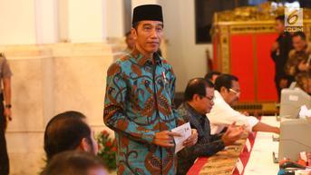 3 Permintaan Jokowi Terkait Penanganan Kasus Covid-19 Indonesia
