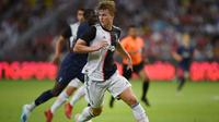 5. Matthijs De Ligt (Bek Tengah) - Dari Ajax Amsterdam ke Juventus dengan 75 juta euro. (AFP/Roslan Rahman)