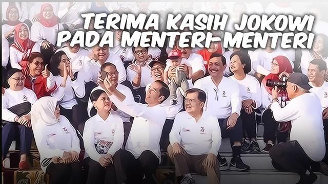 Video Top 3 hari ini ada berita terkait sidang kabinet terakhir, KPK menahan tiga pegawai Ditjen Pajak, dan pengungsi kerusuhan Wamena tiba di Padang.
