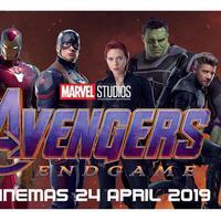 tiket.com berkolaborasi dengan Disney Indonesia menggelar nonton bareng Cinemaholic Marvel Studio's Avengers: Endgame di Jakarta.