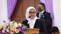 Menaker Ida Raih Gelar Doktor Ilmu Pemerintahan (Foto: Humas Kemnaker)