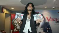 Proses pengerjaan album Virzha memakan waktu selama 6 bulan