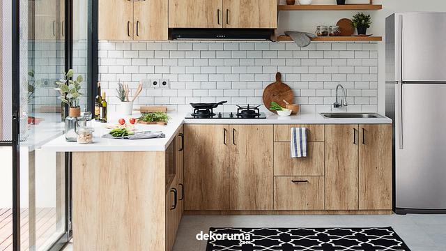 5 Bagian Penting Kitchen Set Yang Wajib Dipelajari Sebelum Membeli Lifestyle Liputan6 Com