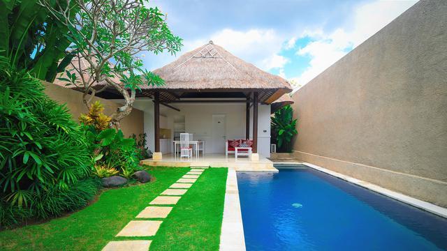 Resort Bali dengan Fasilitas Private Pool