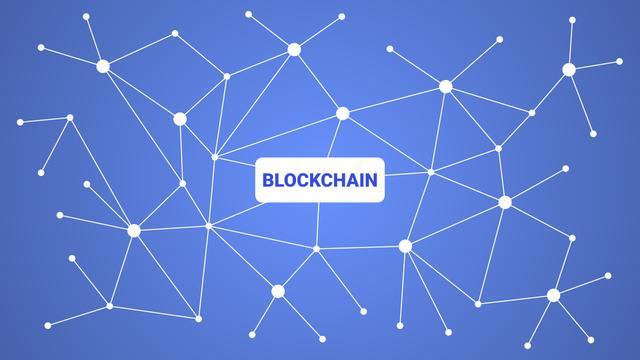 Ilustrasi Blockchain
