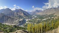 Ilustrasi pedesaan di Paksitan (Wikimedia Commons)