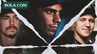 MotoGP - Ilustrasi MotoGP 21 (Bola.com/Adreanus Titus)
