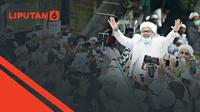 Banner Infografis Kerumunan Acara Rizieq Shihab dan Denda Rp 50 Juta. (Liputan6.com/Abdillah)