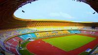 Stadion Utama Riau Pekanbaru (Item).
