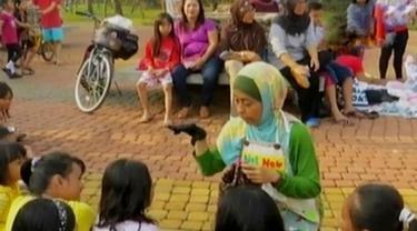 Segmen 2: Komunitas Kadotaman Ajak Anak Mendongeng