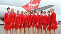 Pramugari Virgin Air. Foto : virgin.com