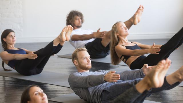 Macam Macam Gerakan Senam Lantai Dan Cara Melakukan Baik Untuk Kesehatan Hot Liputan6 Com