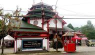 Masjid unik berbentuk mirip Pagoda di Desa Salaganggeng Kecamatan Mrebet, Purbalingga, Jawa Tengah. (Foto: Liputan6.com/Galoeh Widura/Muhamad Ridlo)
