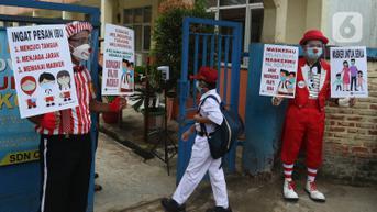 Masyarakat Jabar Mulai Enggan Pakai Masker? Ini Jawaban Ridwan Kamil