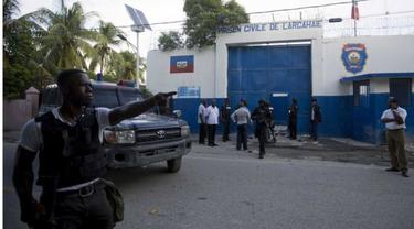 Penjara di Haiti Rusuh, Lebih dari 170 Napi Kabur