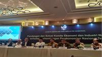 Komite Ekonomi dan Industri Nasional (KEIN) memilih 4 sektor unggulan industri nasional