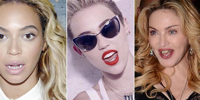 Beyonce, Miley Cyrus dan Madonna | Foto: Dailymail.co.uk
