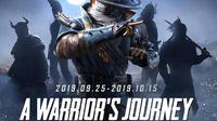 PUBG Mobile gelar warrior's journey dari 25 September hingga 15 Oktober 2019. (Ist)