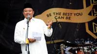 Wakil Gubernur Jawa Barat Uu Ruzhanul Ulum ikut menandatangani piagam Charter for Compassionate School atau Sekolah Welas Asih.