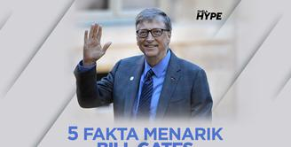 Sisi Lain Bill Gates, Orang Terkaya di Muka Bumi