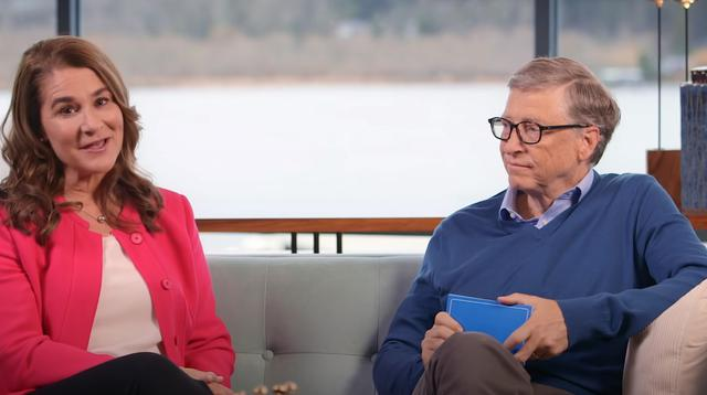 Bill Gates dan Melinda di video Gates Foundation. Dok: YouTube - Gates Foundation